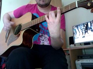 отрывок NEON John Mayer от bbJacov (cover)