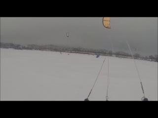 ВиЗ сноукайтинг #кайтсерфинг #kitesurfing #сноукайтинг #snowkiting #snowkite #кайтбординг #kiteboarding #кайтинг #kiting #сноубординг #snowboarding #кайт #kite #сноуборд #snowboard