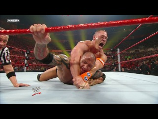 (WWEWM) WWE Over the limit 2010 WWE Championship I Quit match: Batista vs. John Cena