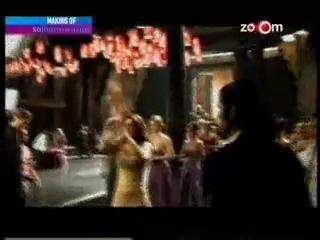 Съёмки фильма Здравствуй, любовь / Salaam-E-Ishq (часть 1)