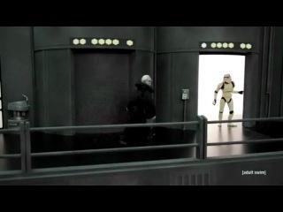 STAR WARS Робоцып - Выкуси урод
