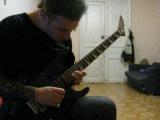 Моя импровизация для группы, в которой я играл когда-то...
