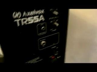 Обзор студийных мониторов Axelvox TR 55a
