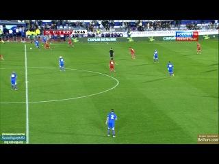 Исландия - Россия 0:1 Широков 43′