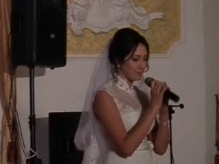 Земфира поёт для своего мужа