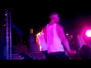 Итака Одесса 19.07.2013 KAZAKY - I'm just a dancer