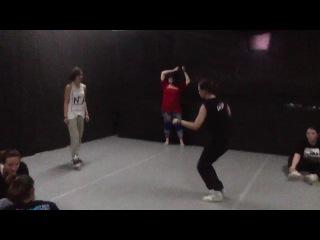 Shtab-Elyz треня Simoni SF Battle продолжение Катерина VS Алина