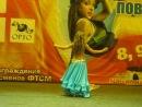 арабский танец соло девушки Крылья Исиды