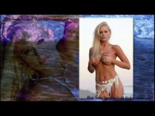 Katie Lohmann sexy  fitness, bikini, lingere, Playboy model posing for celeb photographer Rob Sims