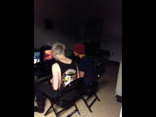 They are animals lol gaming the day away lol :