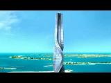 Первый в мире движущийся небоскреб. Дубаи.