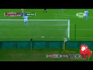 Кубок Либертадорес 2013 1 4 финала 29 05 13 Санта Фе Колумбия Реал Гарсиласо Перу 2 0