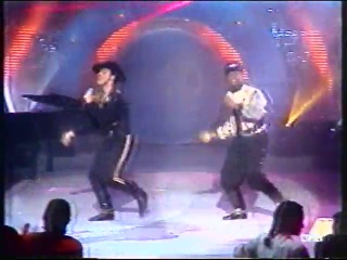 LONDON BOYS - London Nights (TVE1 Viva el espectaculo 1990)