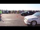 BMW M3 vs. Ваз 2108 24.08.2013