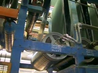 Технологический процесс производства мягких кровельных и гидроизоляционных битумных и битумно-полимерных материалов.