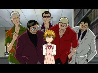 Majin Tantei Nougami Neuro / Нейро Ногами: детектив из Ада - 1 сезон 5 серия [Inspector Gadjet]