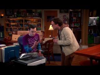 Хокинг: Что общего у Шелдона и чёрных дыр..?