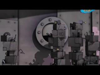 СамСам. 1 сезон 52 серия. Супер Джулия исчезает