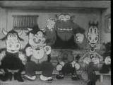 (by dodo)Disney 1931 Goofy Goat Antics (N&b)