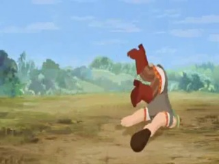 Песня из мультфильма