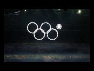 Одно из колец не раскрылось на олимпиаде в Сочи 2014