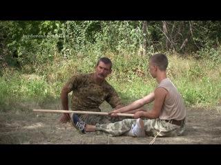 (Казачья боевая традиция)Семинар Колюшенко Сергея