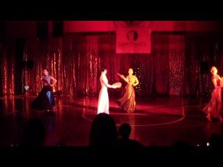 Новогодний отчетник 22.12.13. Боди-балет. Испания