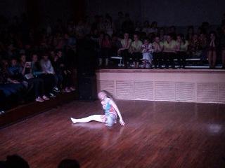 Танцы 2014! Женькин сольник)