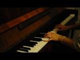 красивая игра на пианино