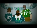 Saints vs Eagles - Wild Card Playoffs