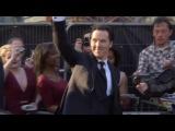 Видеорепортаж с премьеры фильма «Стартрек: Возмездие» в Лондоне (2 мая, 2013)