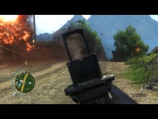 Far Cry 3 - как надо правильно убивать медведя