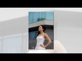 Свадебная выставка 2014 Харьков Tarasov-style 2 день модель Оксана
