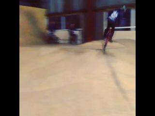 Litel bit riding the park