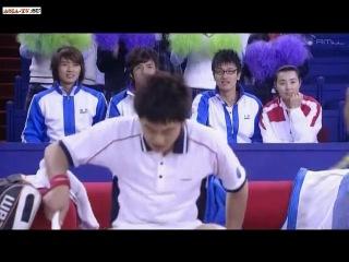 Принц Тенниса / The Prince of Tennis - 1 сезон, 21 серия(субтитры)