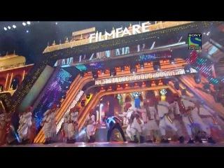 Ранвир Сингх - выступление на Filmfare 2014
