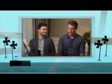 Daniel Radcliffe & Michael C. Hall Interview - Larry King Now - Ora TV