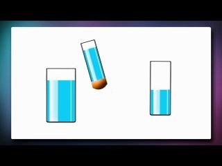 Физика. 7 класс. Урок 27. Давление в жидкости и газе.