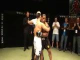 Hector Lombard vs Tatsuya Kurisu [X-Agon]