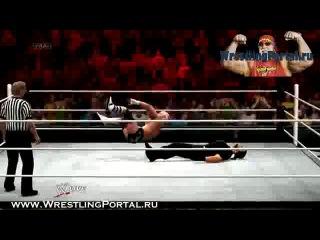 www.WrestlingPortal.ru - WWE 2K14 Universe Прохождение 6