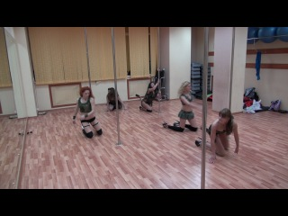Танец к 23 февраля - эпизод II