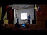 Nov@Mike a.k.a Вовка ™ feat. Ромчик_-_23 февраля (live) НКПТиУ (бывш. НАК)