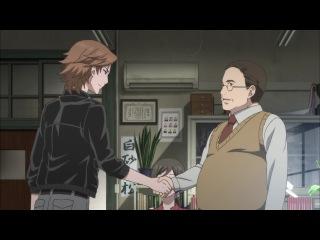 RDG: Red Data Girl / Девочка на грани исчезновения - 1 серия [Keita & Shina]