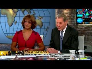 Sarah Michelle Gellar on CBS This Morning