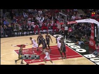 NBA 2012-13 / 05.12.2012 / Чикаго Буллс - Индиана Пэйсерс