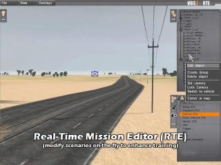 Cимулятор поля боя для использования армиями различных стран VBS2 (Virtual Battlespace Simulators)