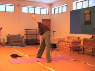 Вячеслав Смирнов. Семинар по основам йоги и йога-терапии. 2 занятие