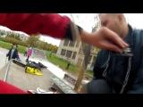 Скейтбординг-это преступление (The СОЛПаТЭИН. 2013-14 г. Серая Среда)