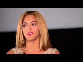 Beyonce - ‹Life Is But A Dream› Interview