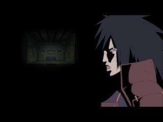 Наруто Шипуден эпизод 322/Первое появление Учихи Мадары.
